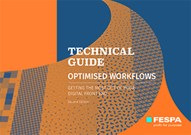 Optimised Workflows – Getting the most out of your Digital Front End