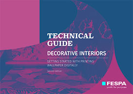 Decorative Interiors – Getting started with Printing Wallpaper Digitally